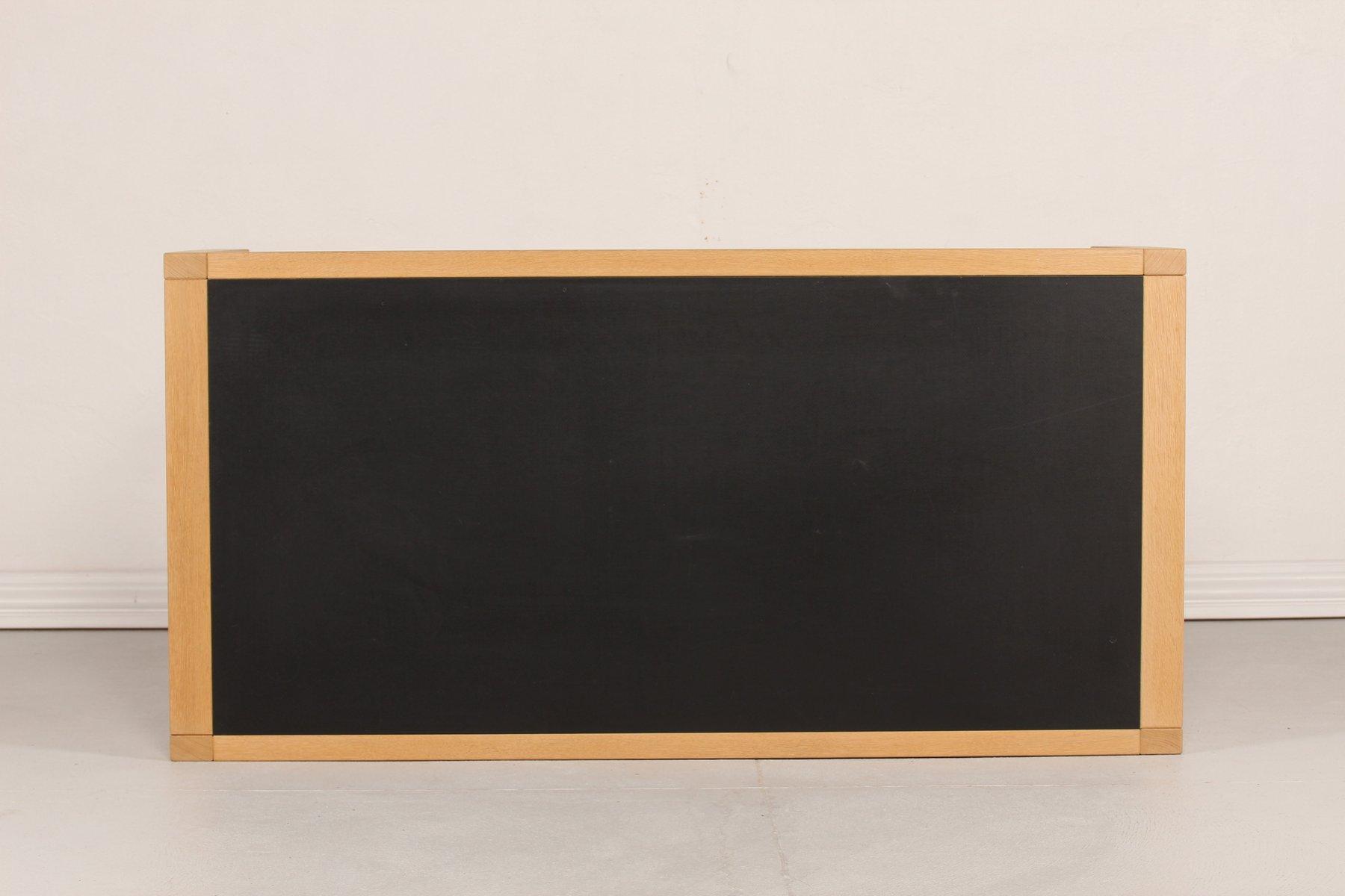 Tischplatte mit linoleum finest copenhague desk cph avec