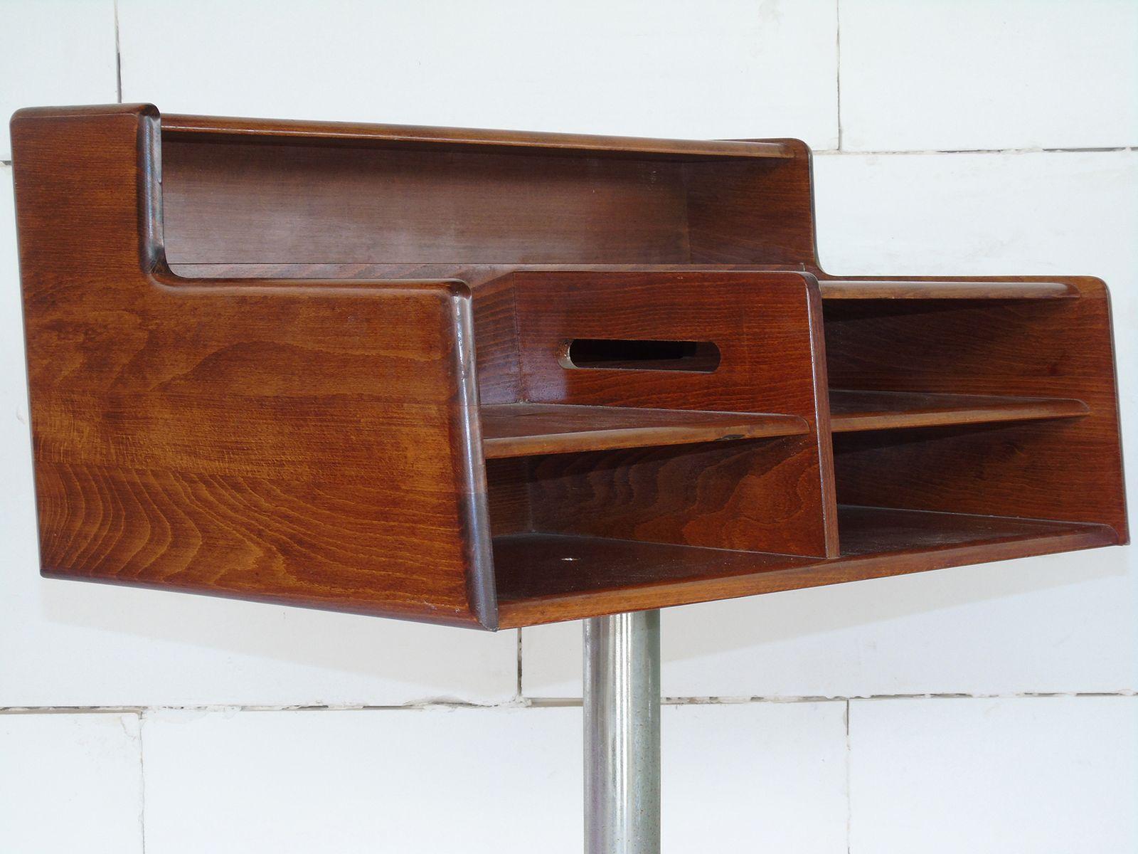 Meuble bureau bois acier la manufacture nouvelle wood design