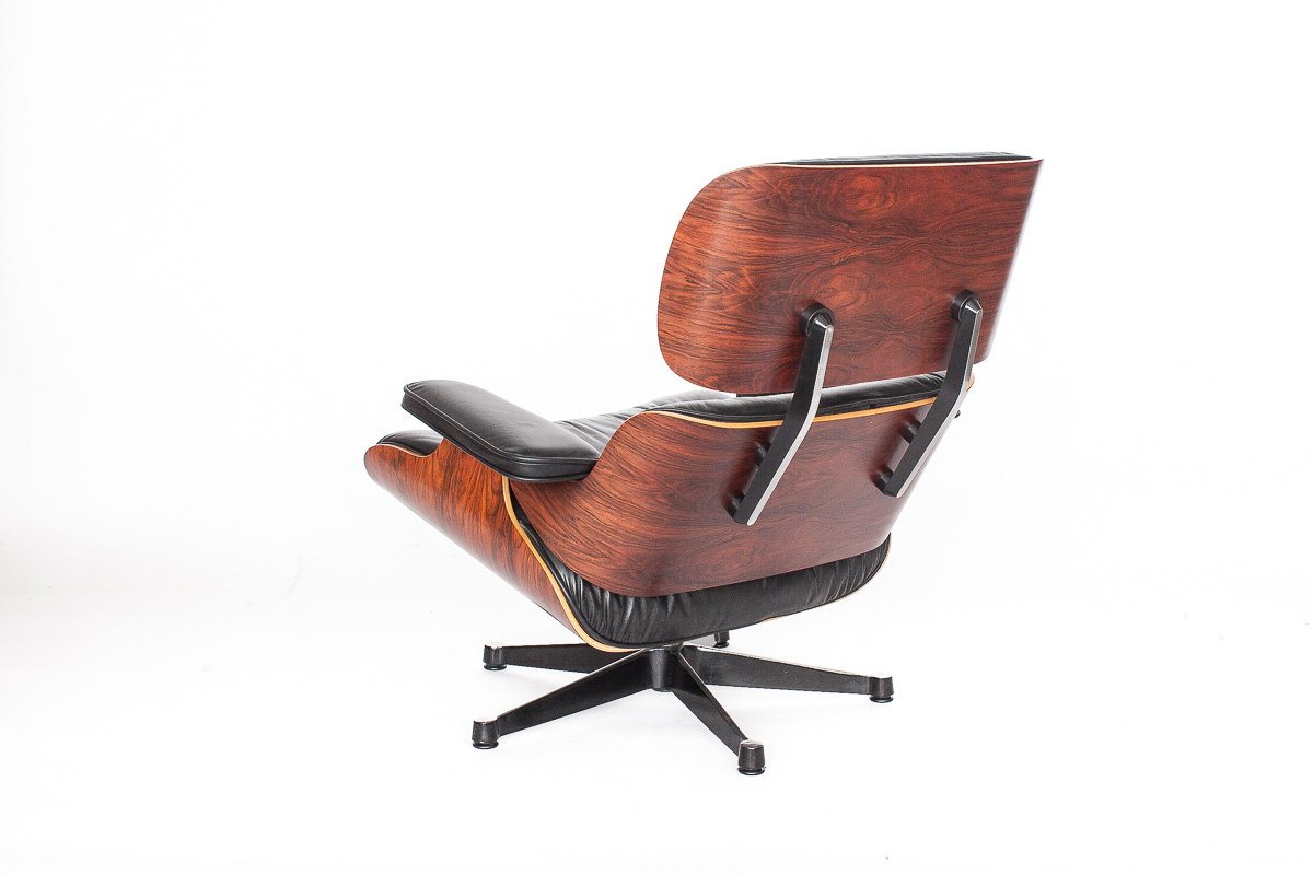 Sessel Charles Eames Vintage Eames Sessel Von Charles And Ray Eames Für Vitra Bei