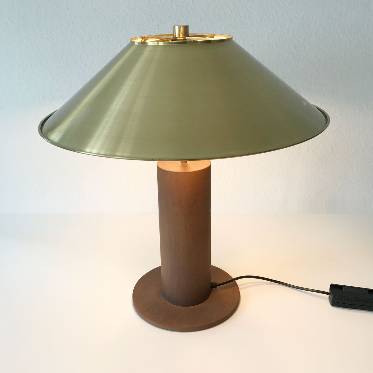 Large Lamps For Sale Large Table Lamp By Peter Preller For Tecta 1980s For