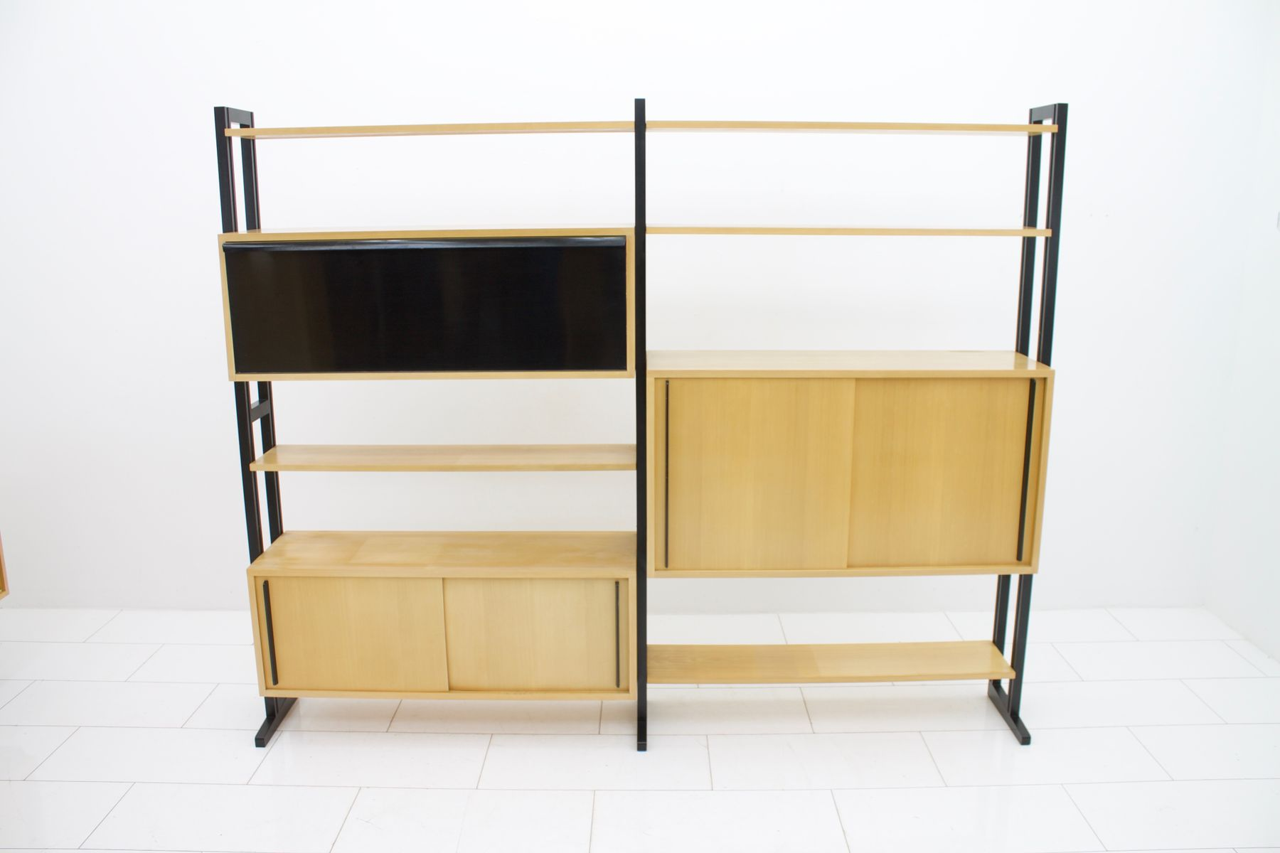 Freestanding Shelving Unit By Alfred Altherr For Freba