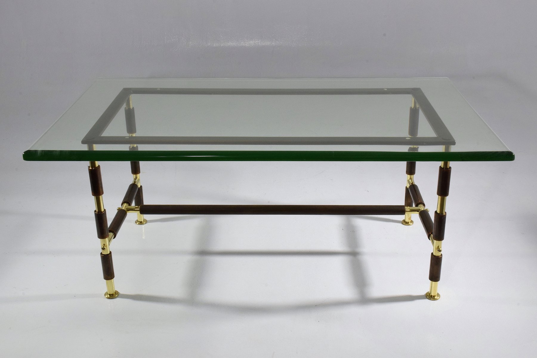 Fontana Arte 1736 Coffee Table By Max Ingrand For Fontana Arte 1955