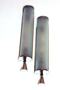 Vintage French Sconces, Set of 2 for sale at Pamono