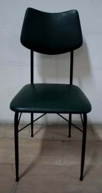 Mid-Century Dining Table and Six Chairs, 1950s for sale at ...