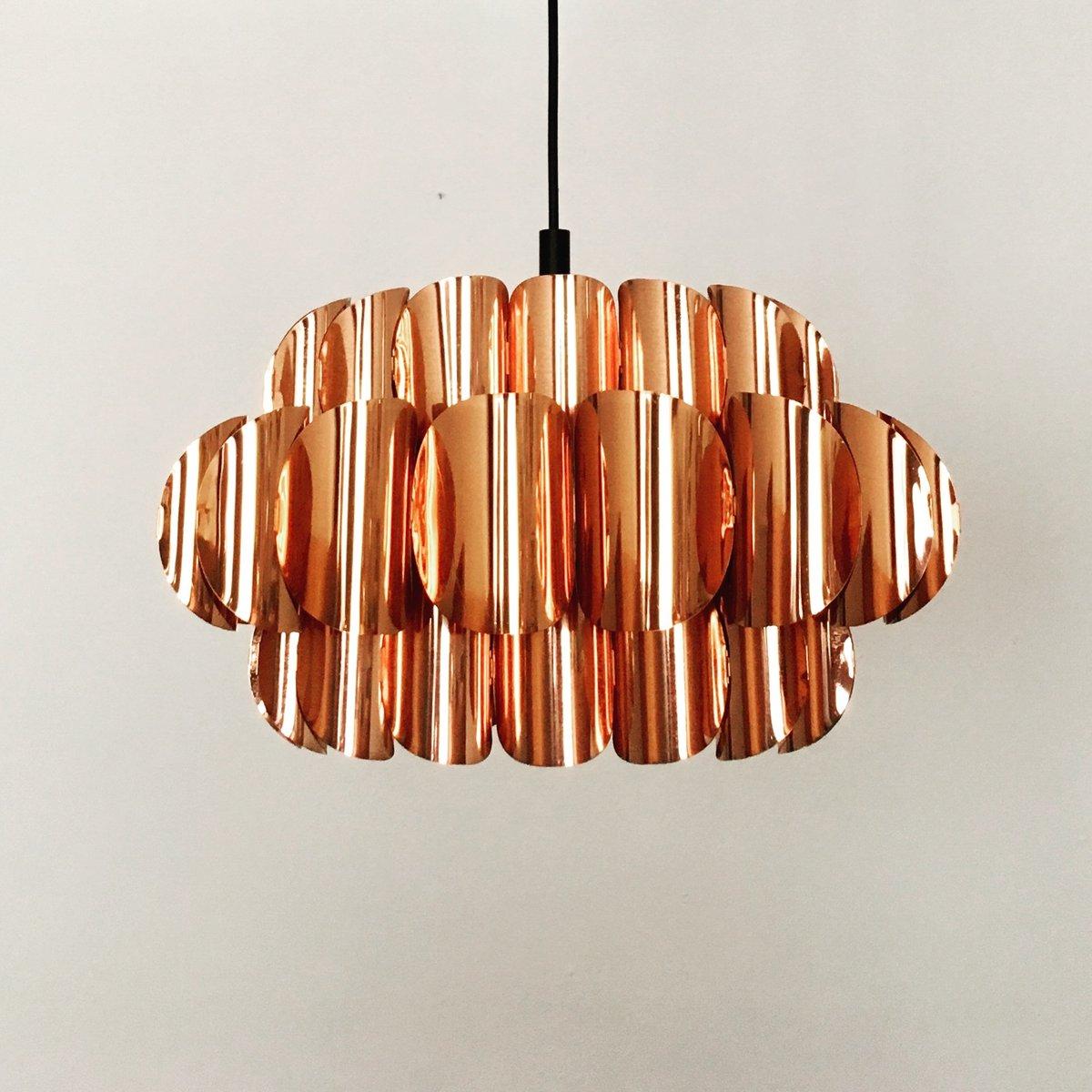 Kupfer Deckenlampe deckenleuchte kupfer | lux pro deckenleuchte kupfer 37cm x 40cm