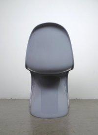 Grauer Panton Chair Classic von Verner Panton fr Vitra ...