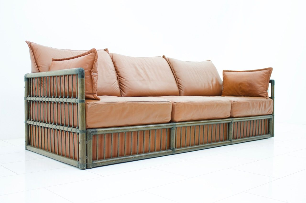 Benz Couch German Three Seater Sofa From Rolf Benz 1978