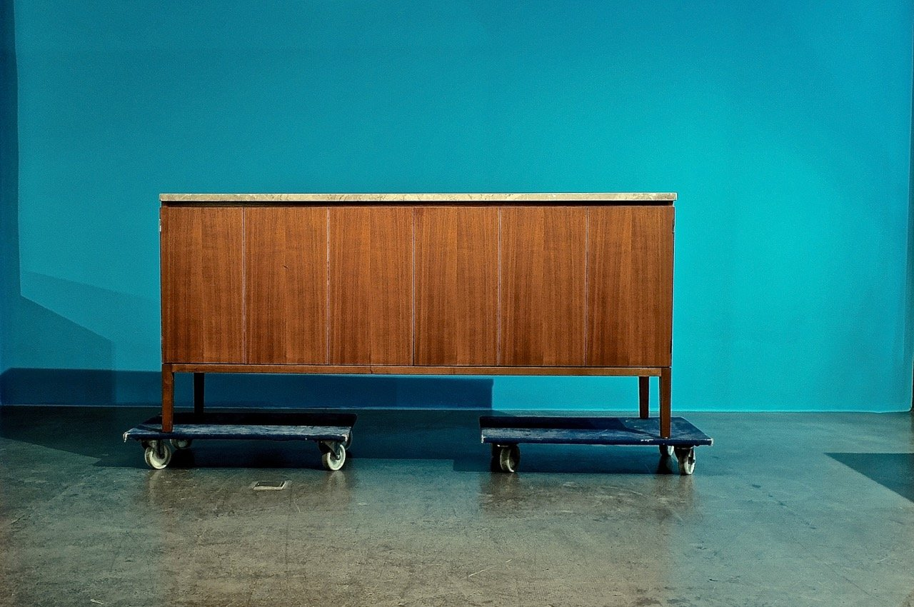 Küchenmöbel Vintage Vintage Credenza By Paul Mccobb For Wk Möbel