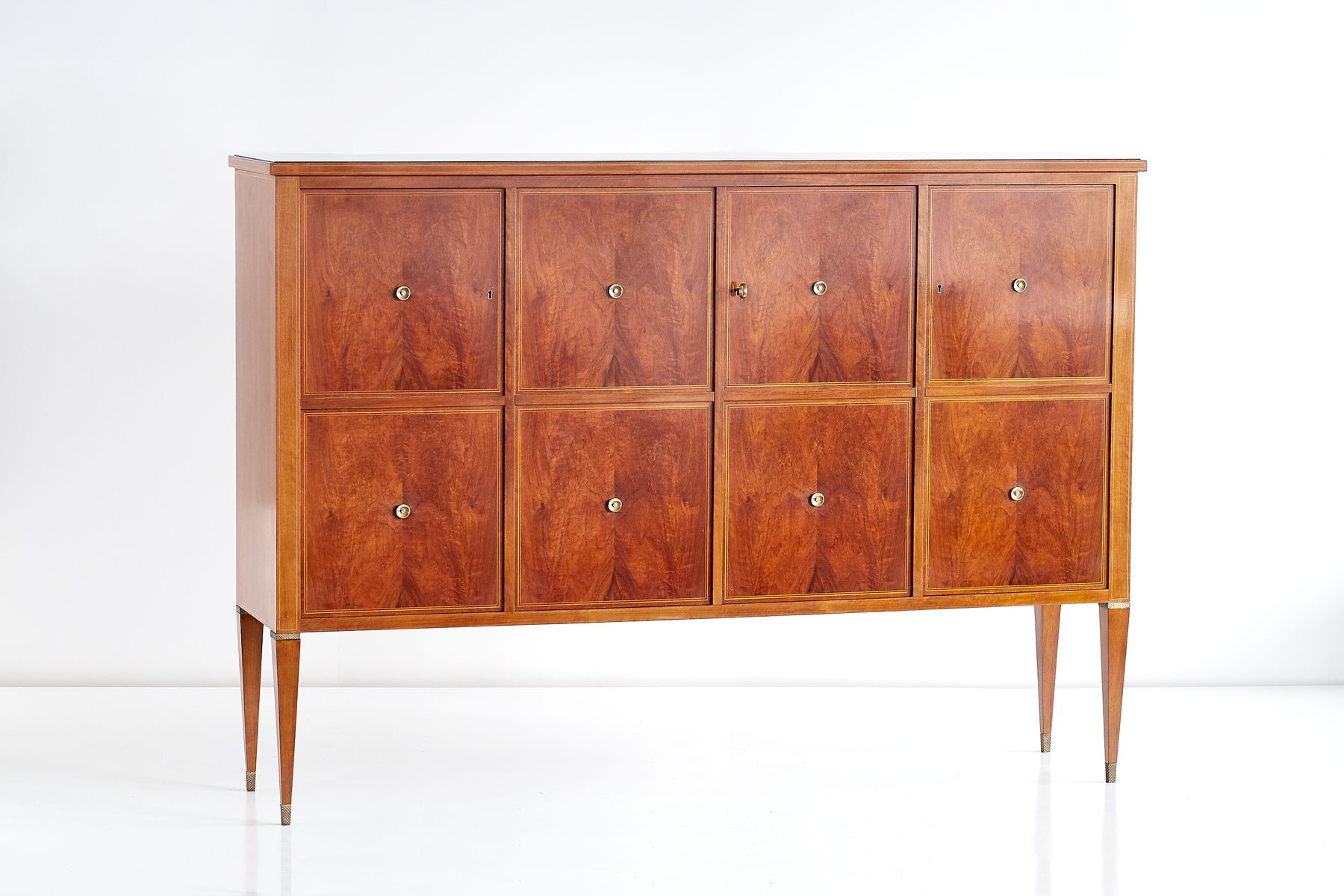Buying Kitchen Cabinet Doors Only Four Door Cabinet By Paolo Buffa 1950s For Sale At Pamono