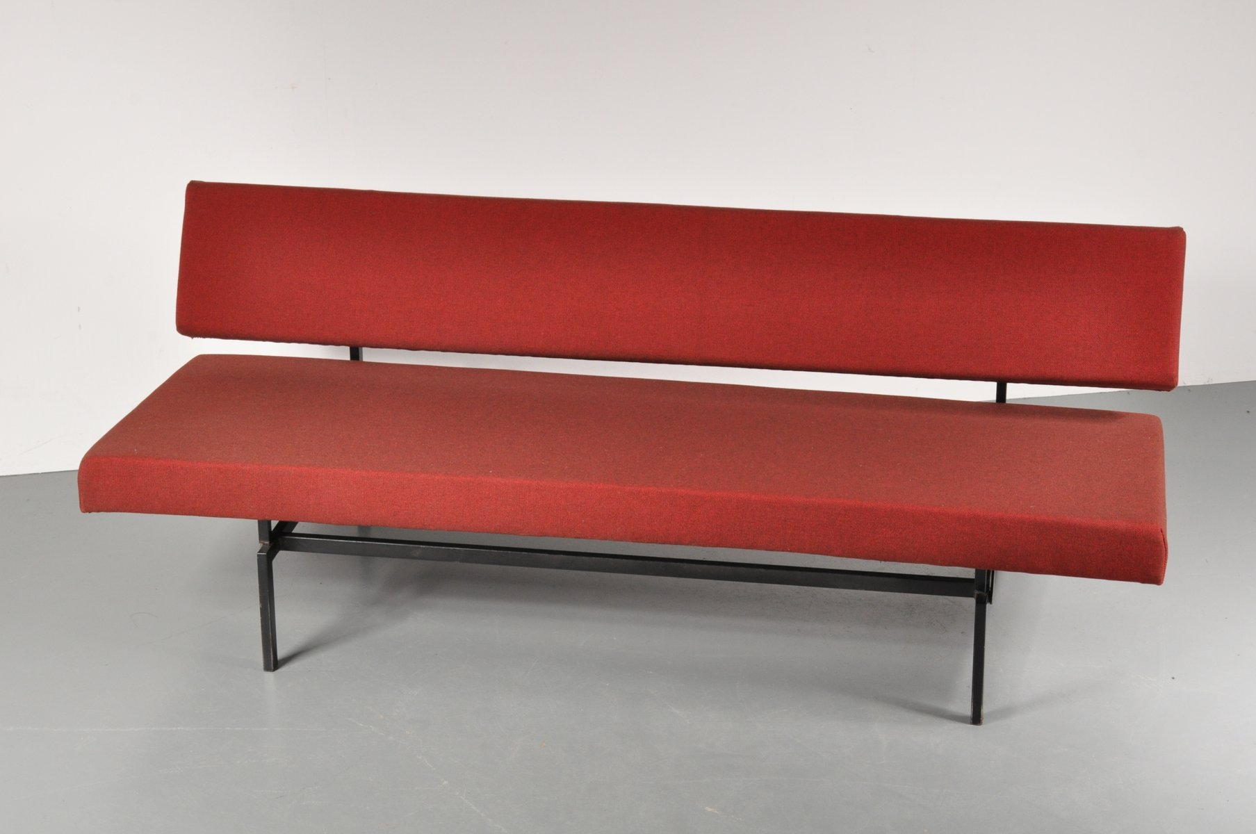 Gispen Sofa Dutch Sleeping Sofa By Gijs Van Der Sluis For Gispen