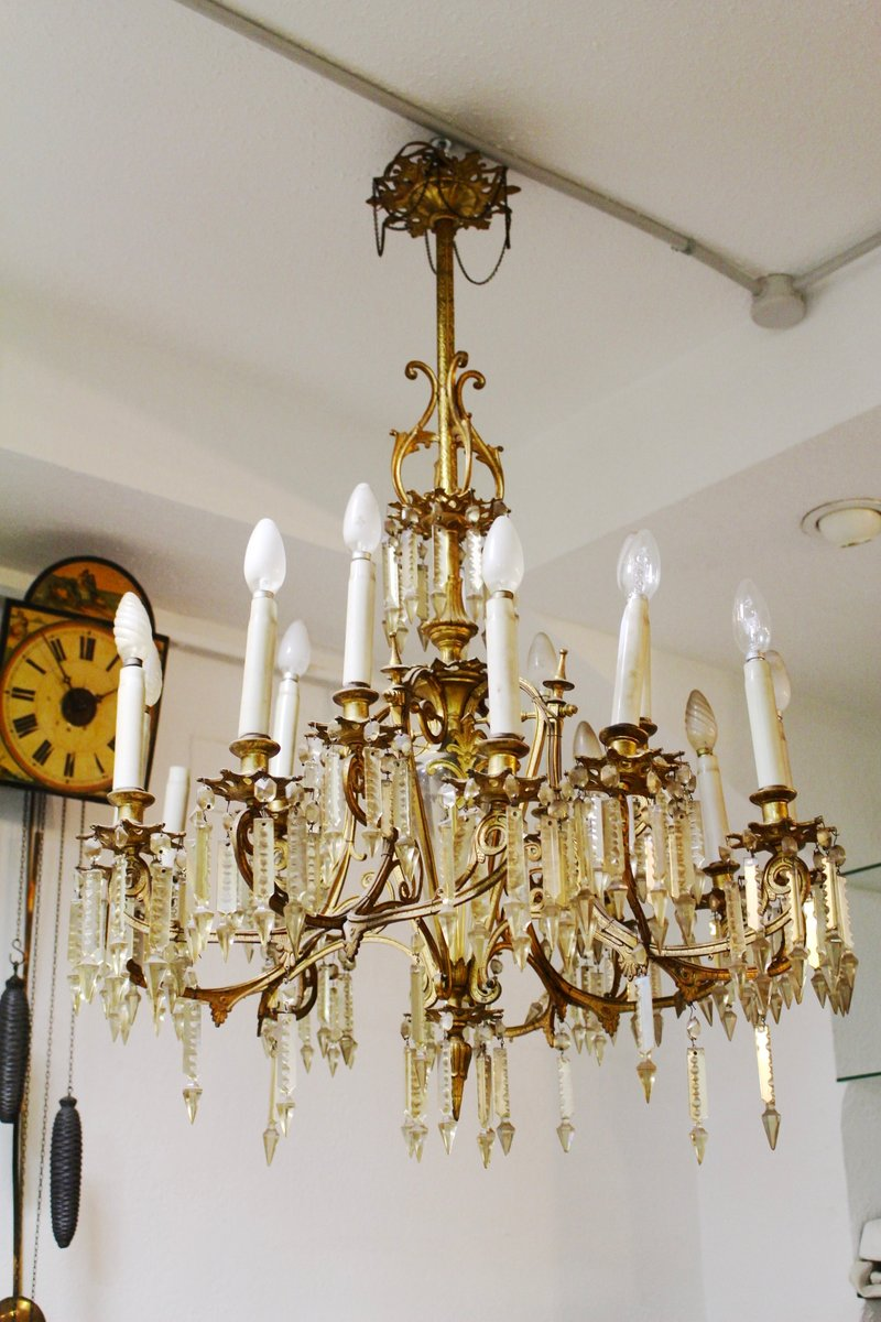 Spanish Chandelier Antique Spanish Chandelier