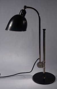 Bauhaus Typ K Lamp by Christian Dell for Rondella, 1930s ...