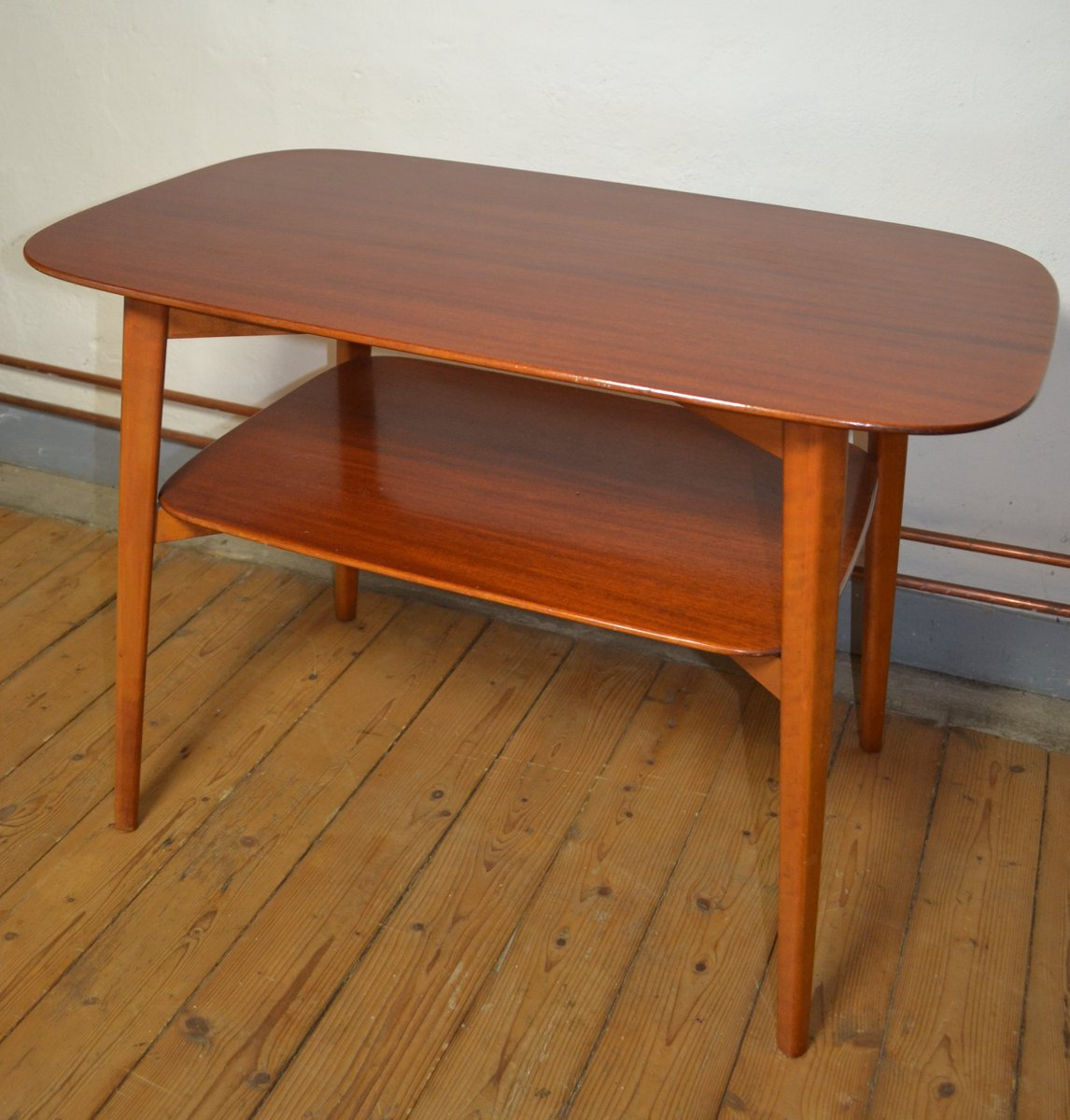 Couchtisch Marvel Mid Century Coffee Table From Nordiska Kompaniet 1950s