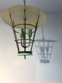 Mid-Century Pendant Lamp for sale at Pamono