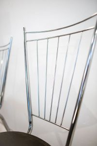 Mid-Century Chrome Side Chairs, 1960s, Set of 8 for sale ...