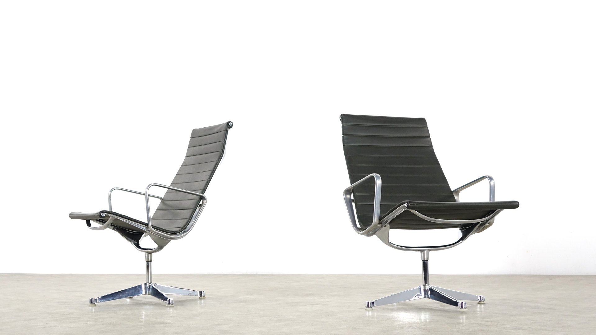 Miller Sessel Ea 116 Sessel Von Charles And Ray Eames Für Herman Miller