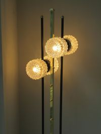 French Floor Lamp, 1960s for sale at Pamono
