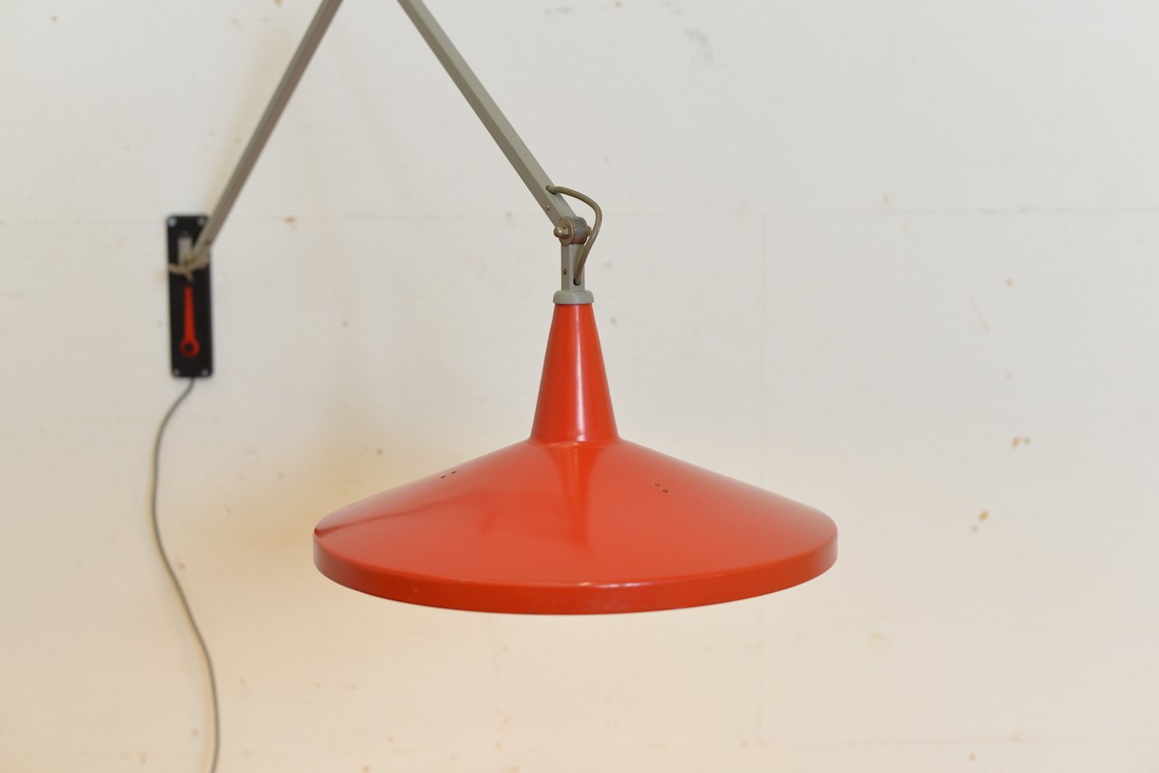 Lampade con braccio da parete lampada da parete panama con