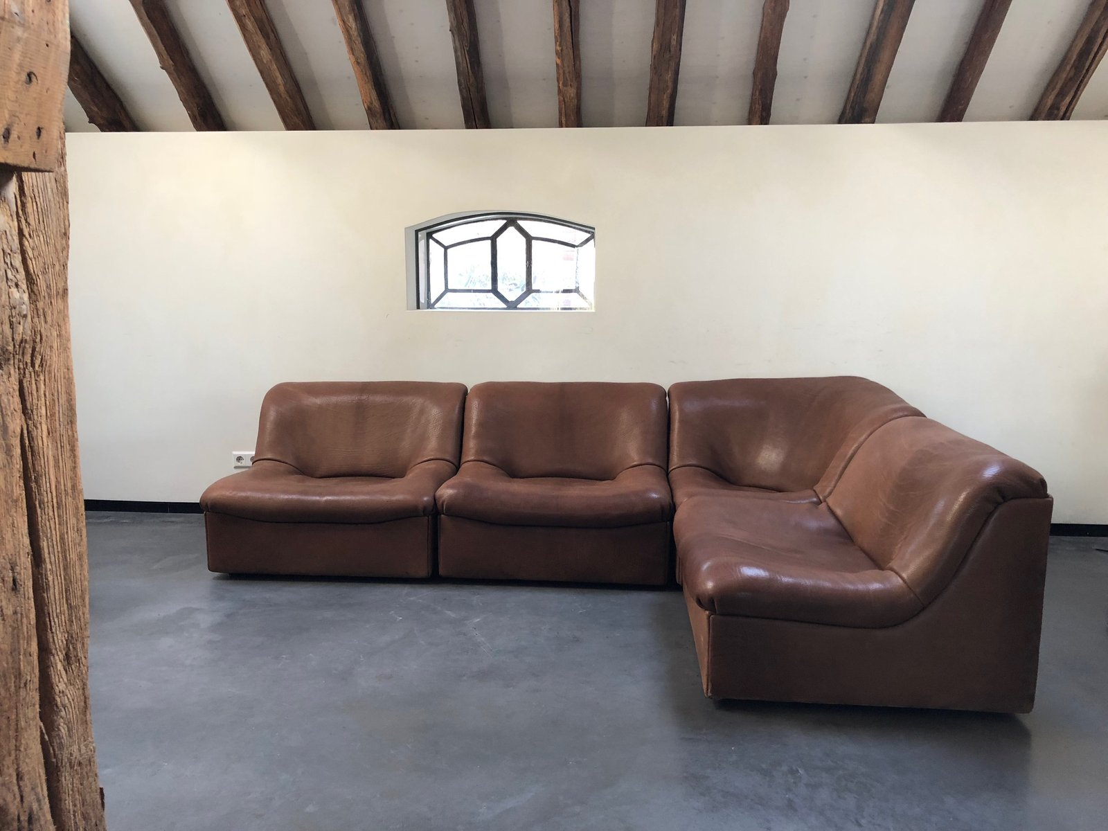 Sofa Set For Sale Uae Vintage Ds46 Sofas From De Sede Set Of 4 For Sale At Pamono