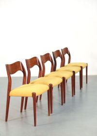 Scandinavian Chairs by Niels Otto Mller for J.L. Mllers ...