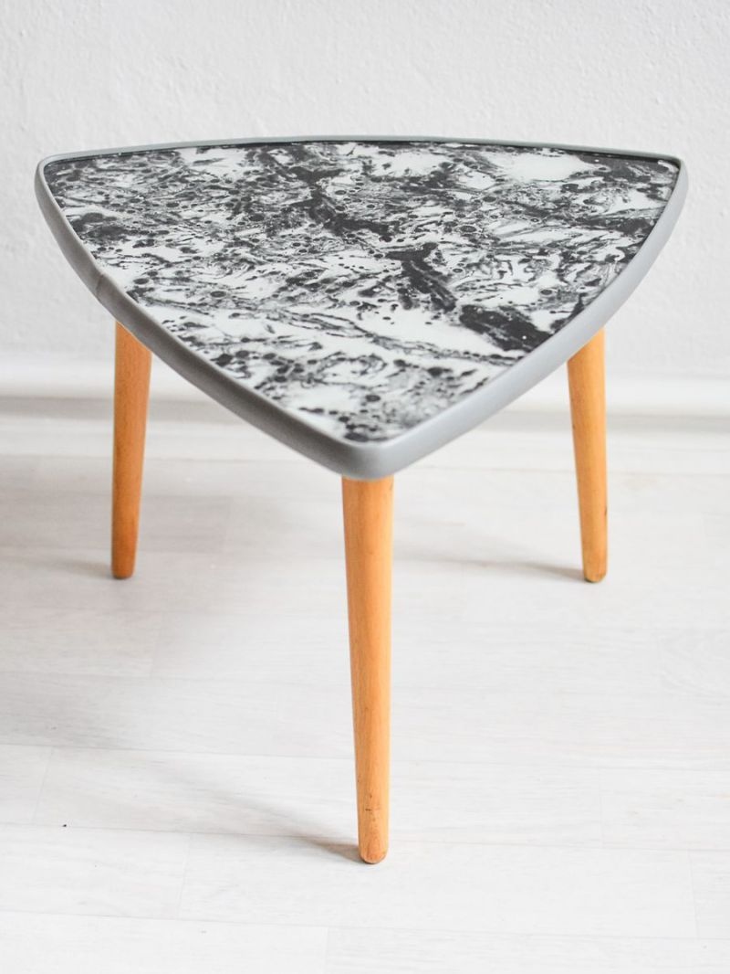 Large Of Mid Century Side Table