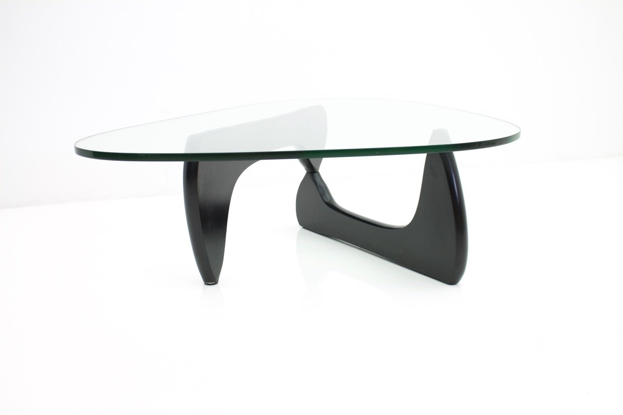 Noguchi Table Model In 50 Coffee Table By Isamu Noguchi For Herman Miller 1960s