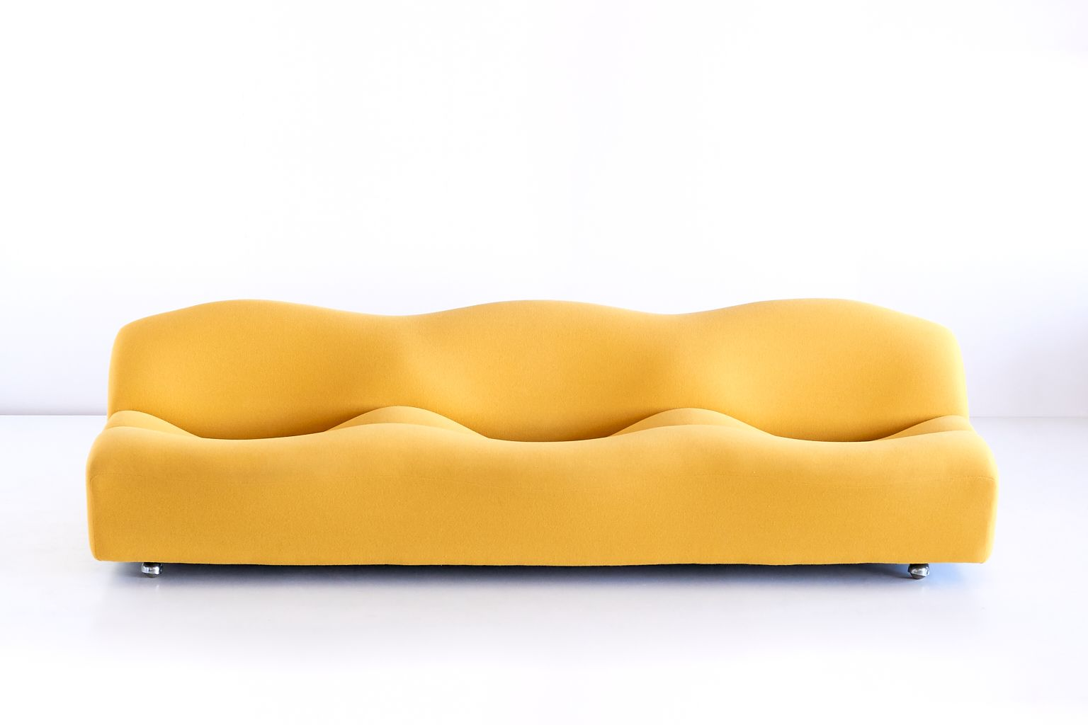 Pierre Paulin Sofa Three Seater Abcd Sofa By Pierre Paulin For Artifort 1960s The Exceptional