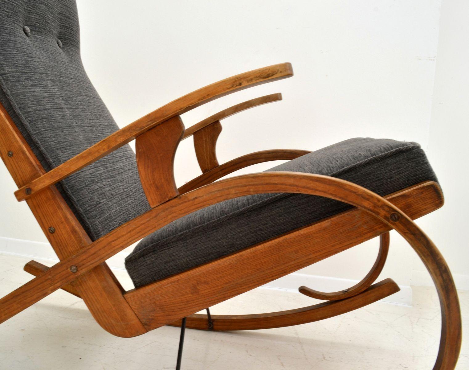 Sedie A Dondolo In Legno Per Bambini : Sedia dondolo legno tessa sedia a dondolo da salotto in caucciu