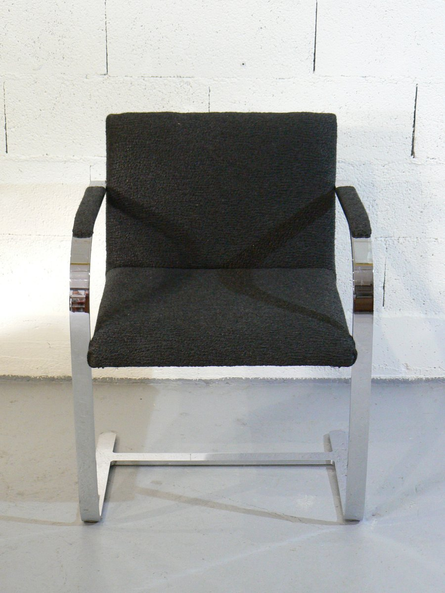 Knoll International Sessel Modell Bnro Sessel Von Ludwig Mies Van Der Rohe Für Knoll International