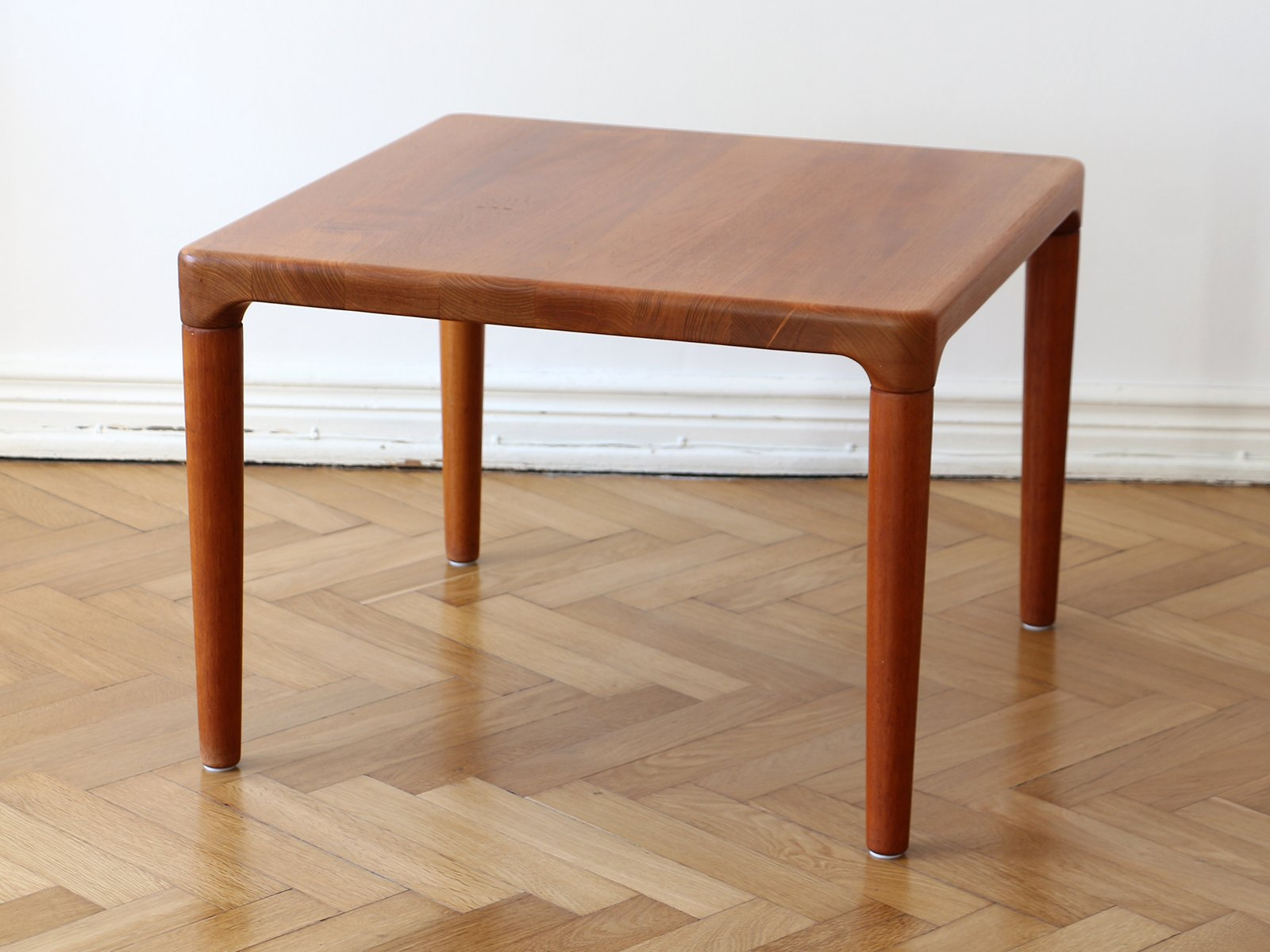 Teak Couchtisch Danish Danish Teak Coffee Table From Glostrup 1960s