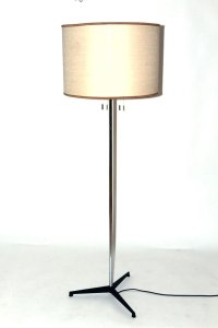 Floor Lamp with Uplight from Kalmar, 1970s for sale at Pamono