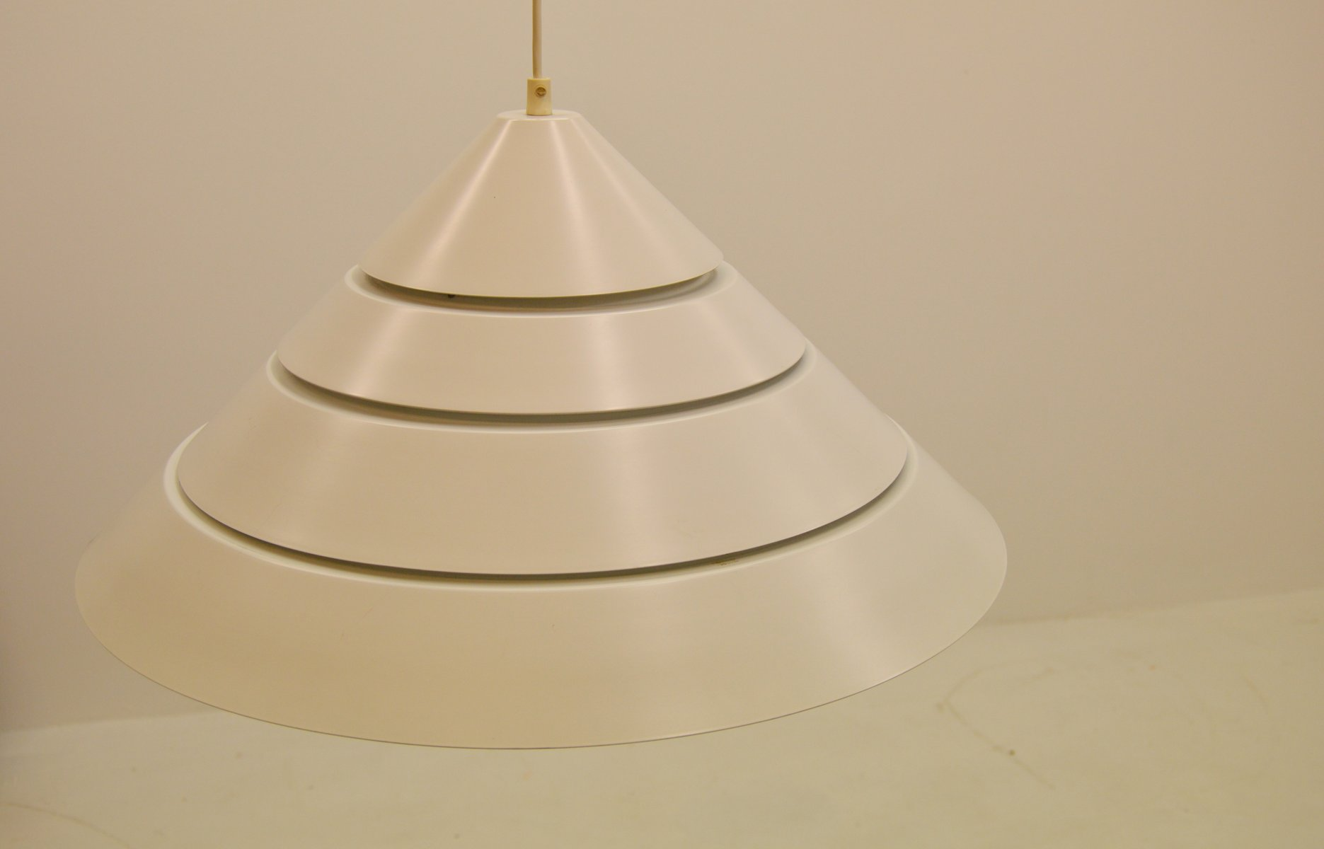 Cone Shaped Pendant Light Cone Shaped Ceiling Light By Hans Agne Jakobsson 1960s