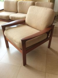 Vintage Living Room Set from Komfort for sale at Pamono