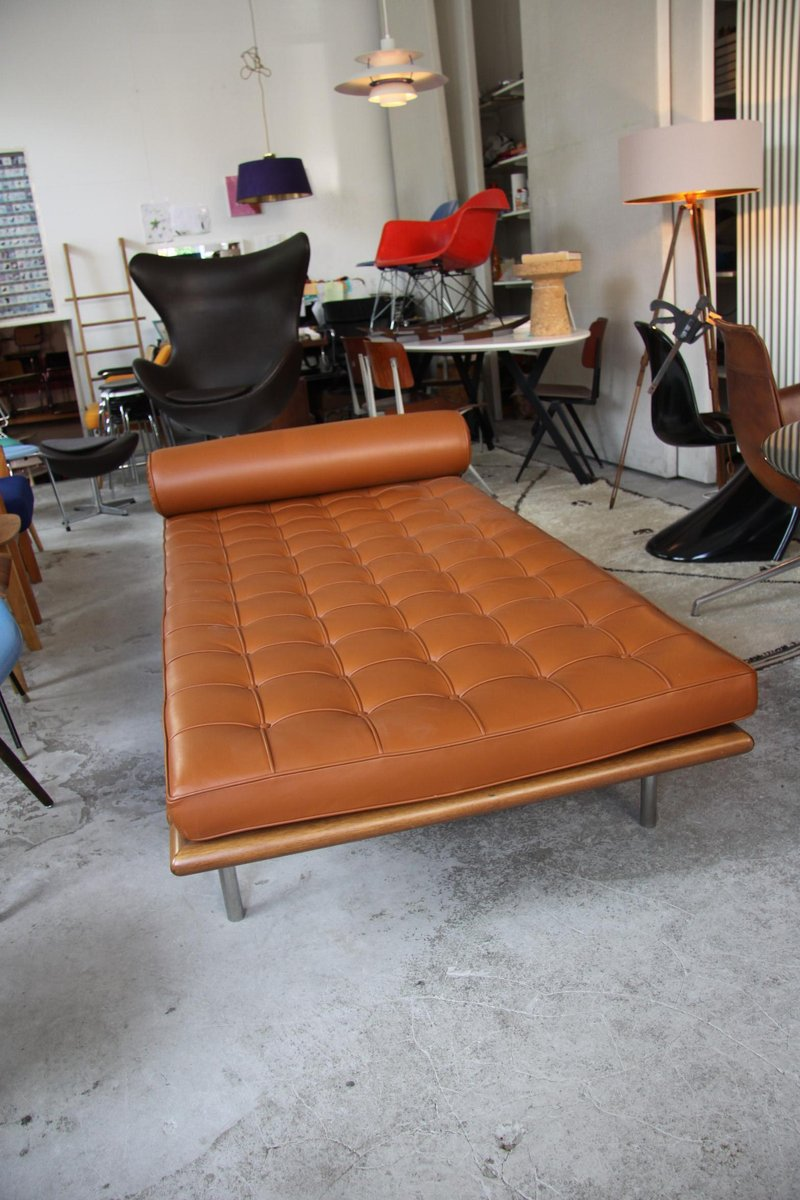 Barcelona Daybed Mies Van Der Rohe Daybed Vintage