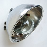 Vintage Industrial Wall Lamp for sale at Pamono