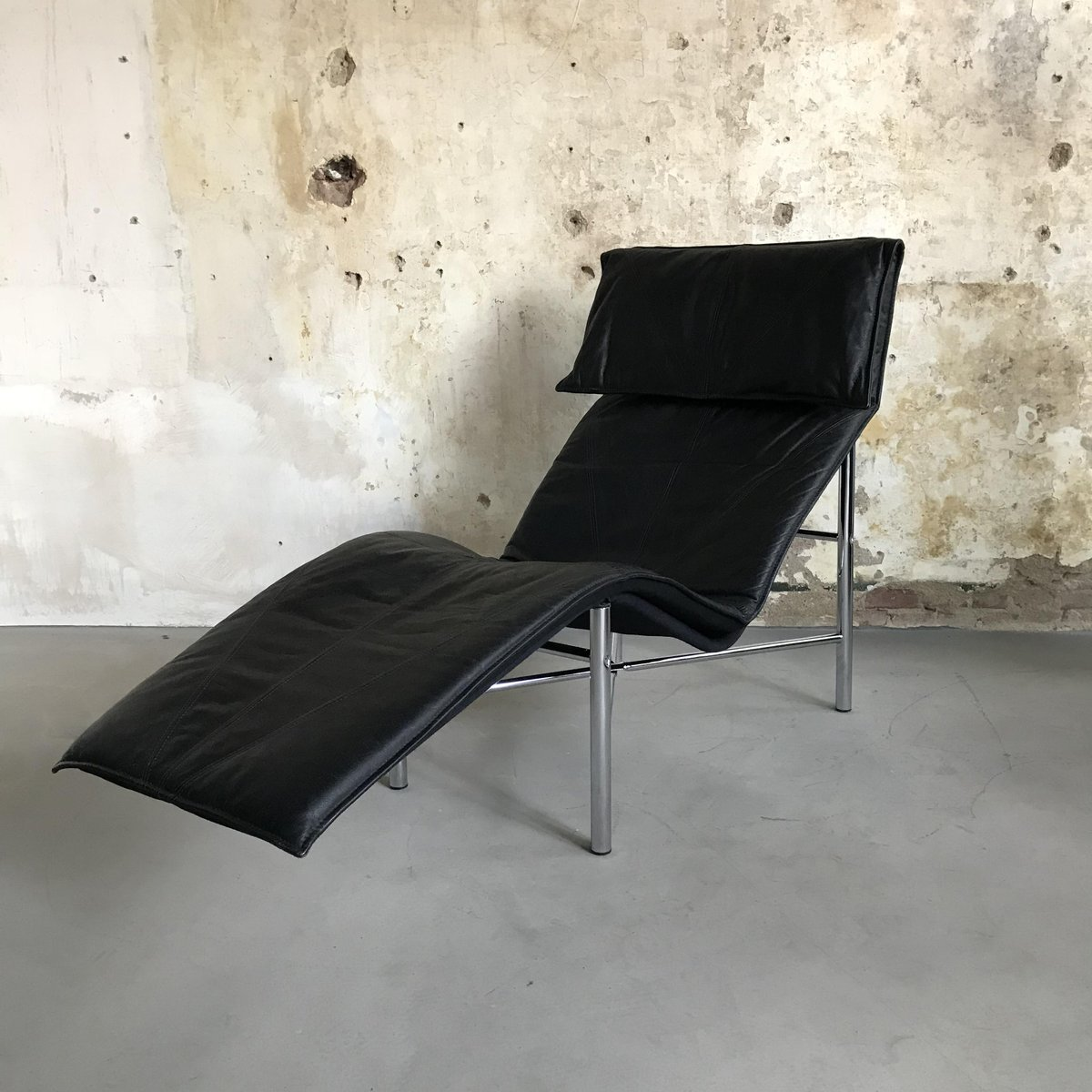 Vintage Ikea Lounge Chair Vintage Model Skye Chaise Lounge By Tord Bjorklund For