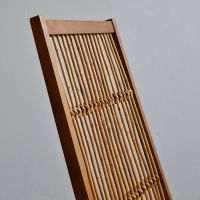 Vintage Rattan Rocking Chair for sale at Pamono