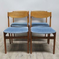 Vintage Scandinavian Dining Set for sale at Pamono