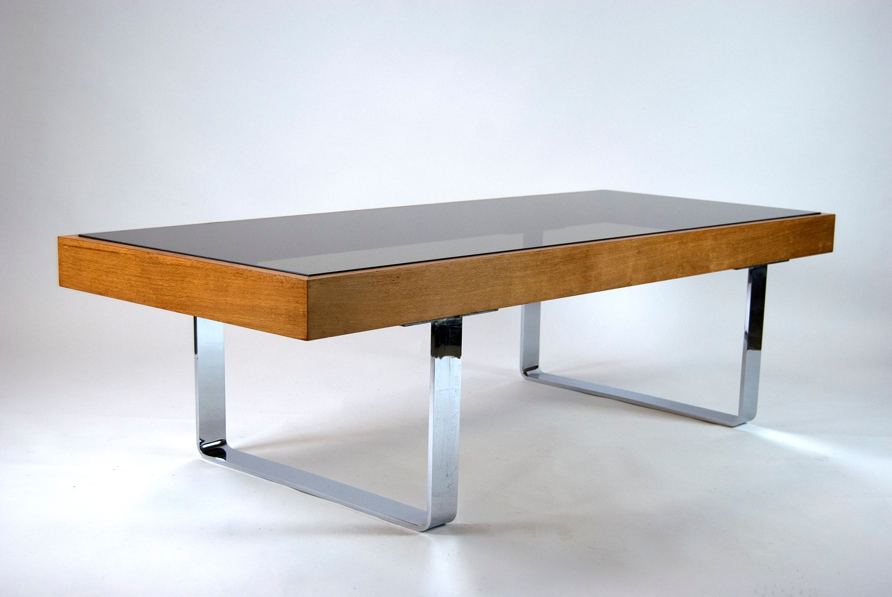 Vintage Küchenmöbel Model 3080 Coffee Table From Ilse Möbel 1960s