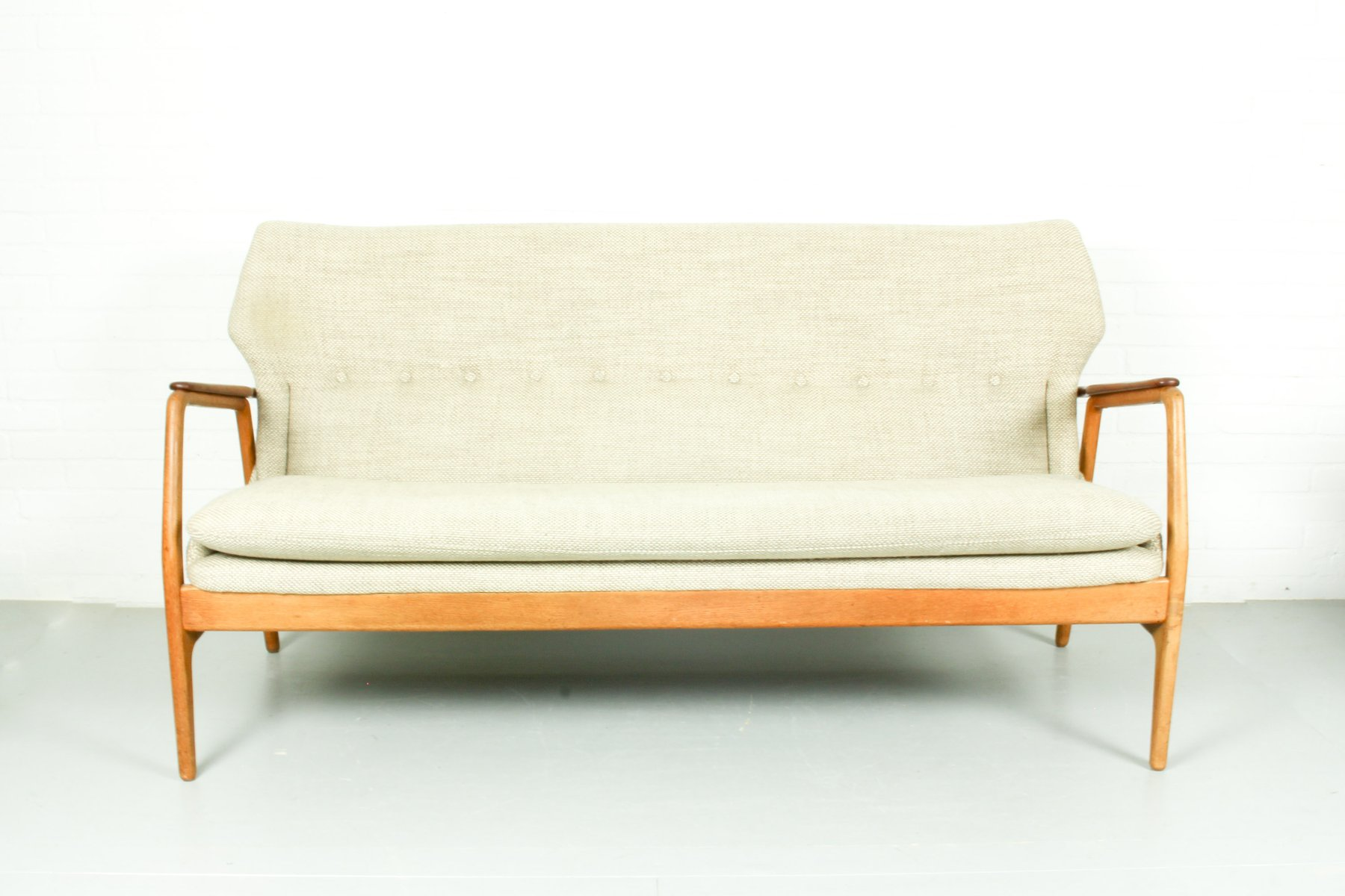 Vintage Couch Vintage Sofa By Aksel Bender Madsen For Bovenkamp 1950s