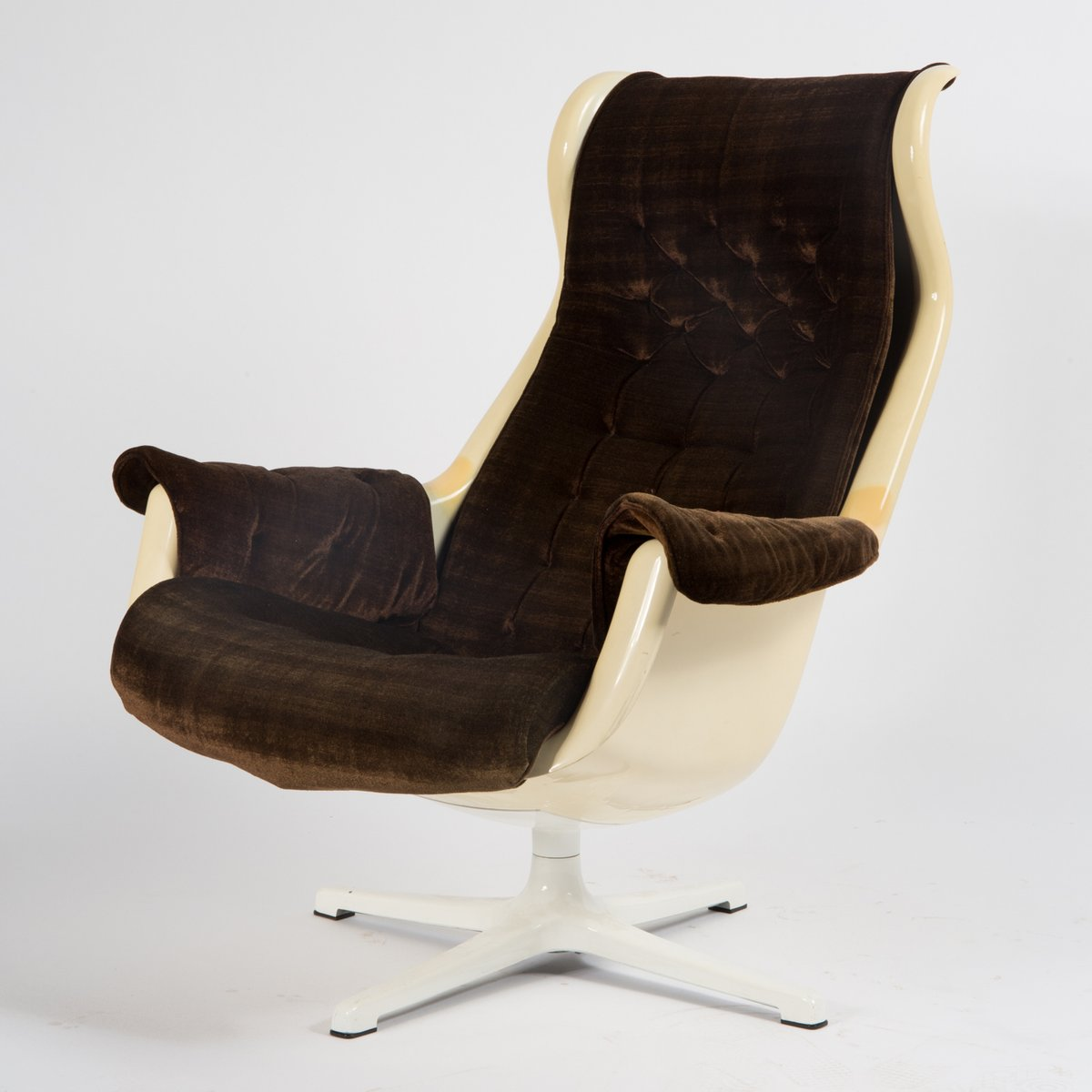 Sessel Multicolor Galaxy Lounge Chair By Alf Svensson Yngvar Sandström For Sessel 1970s