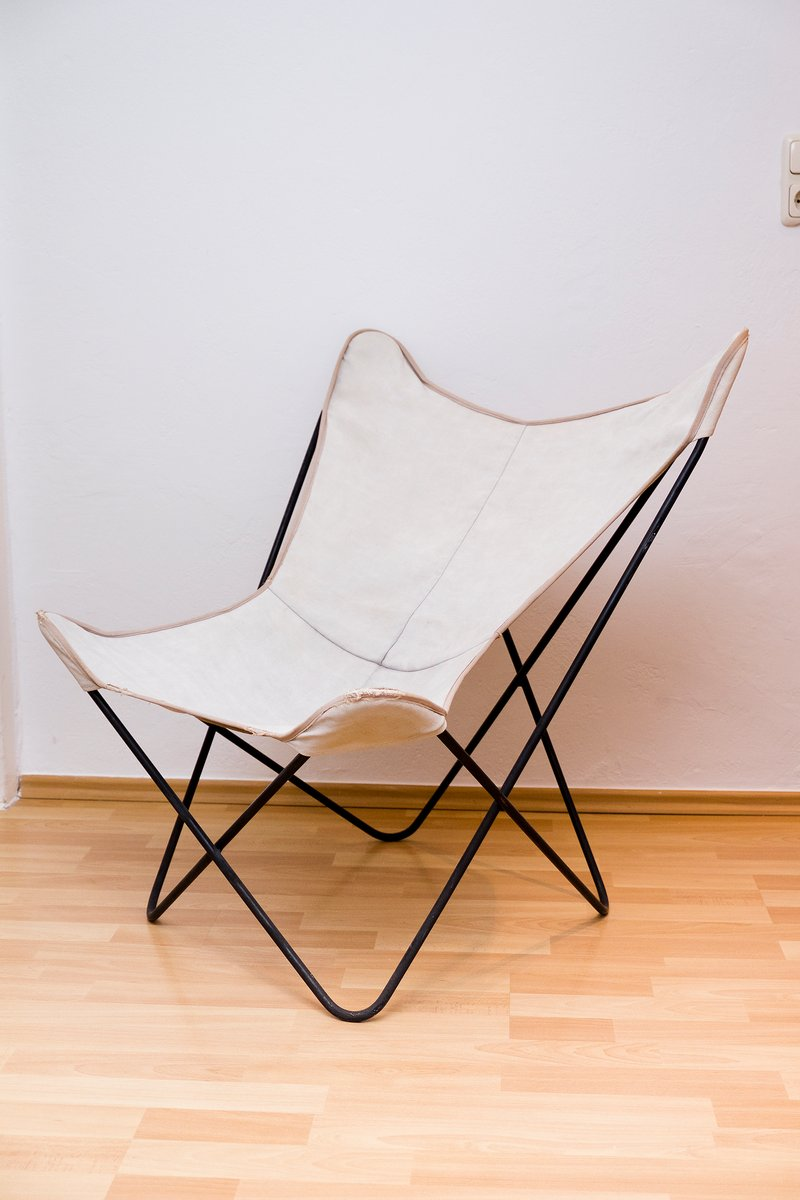 Butterfly Chair Knoll Butterfly Chair By Jorge Ferrari Hardoy For Knoll 1940s