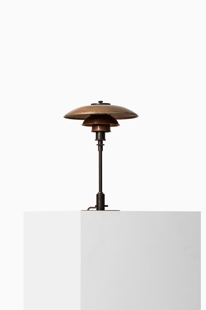 Louis Poulsen Ph 3 2 Ph 3 2 Table Lamp By Poul Henningsen For Louis Poulsen 1920s