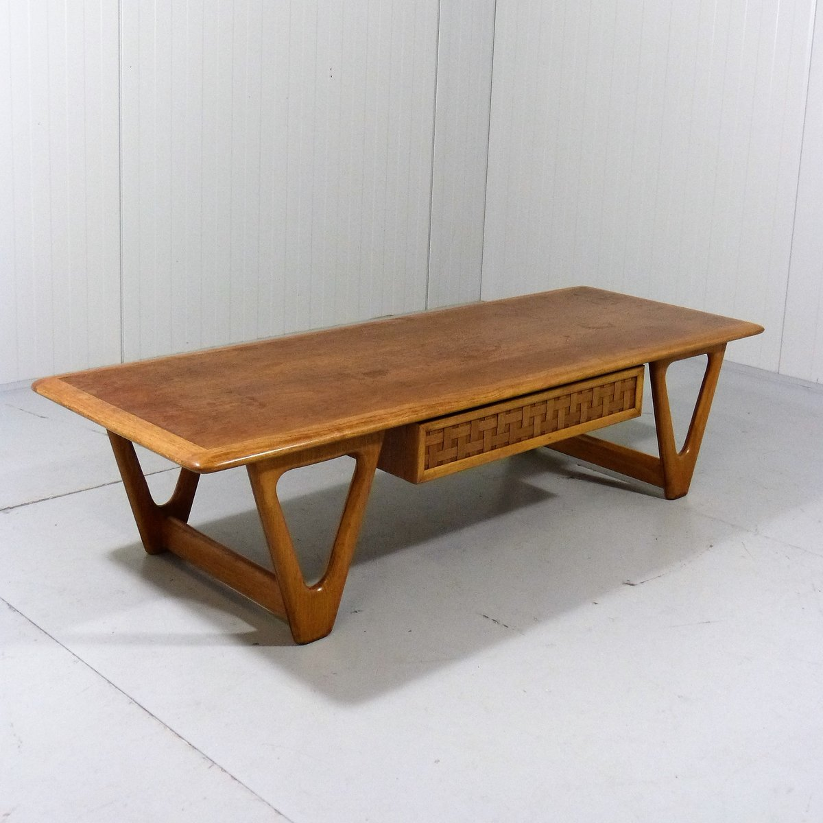 Couchtisch Marvel American Coffee Table From Lane Furniture 1960s For Sale