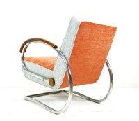 Bauhaus H-221 Cantilever Chair by Jindich Halabala, 1930s ...