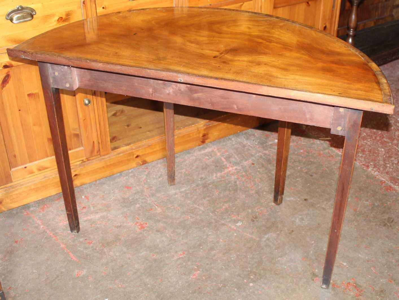 Halbrunder Tisch Halbrunder Tisch Kuche