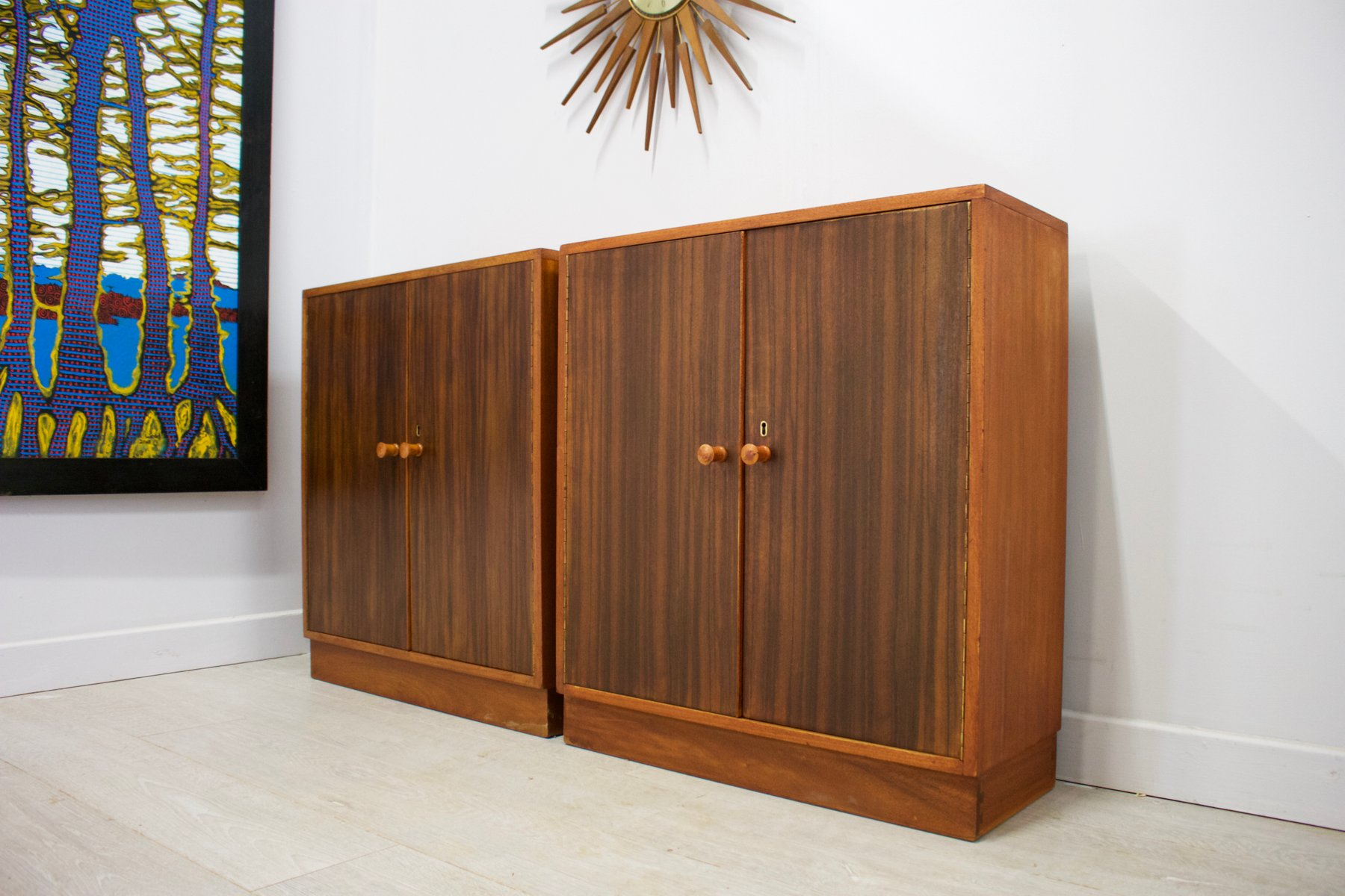 Kitchen Cabinets For Sale London Mid Century Walnut Cabinet Cupboard From The Grange Of