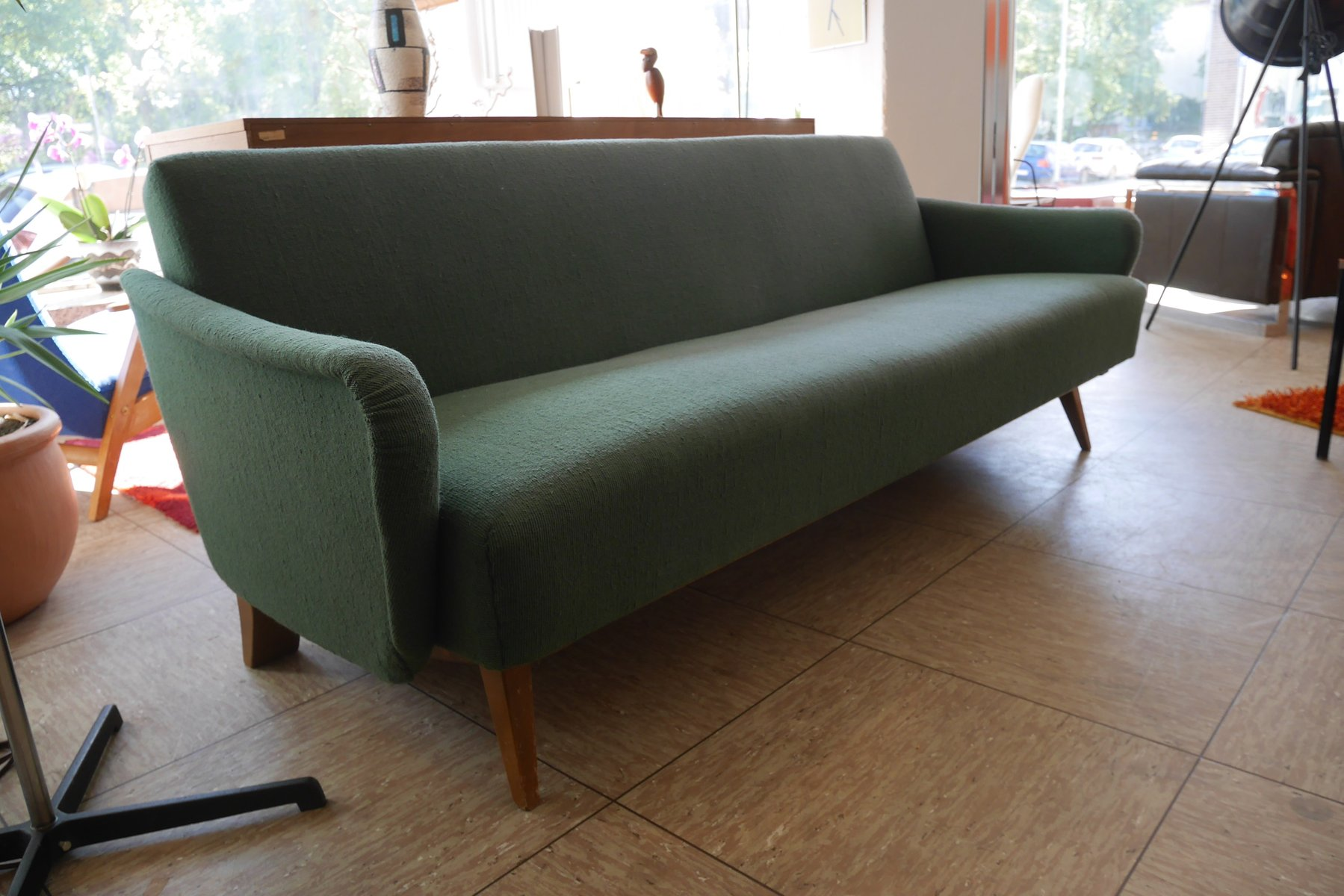 Vintage Couch Vintage Sofa Or Daybed 1950s