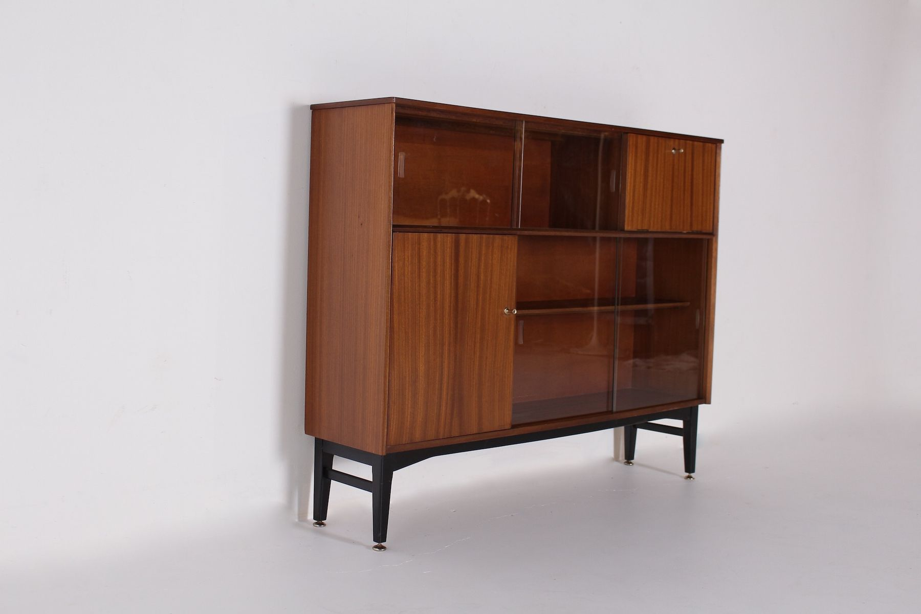 Vintage Nathan Sideboard Cabinet From Nathan 1960s