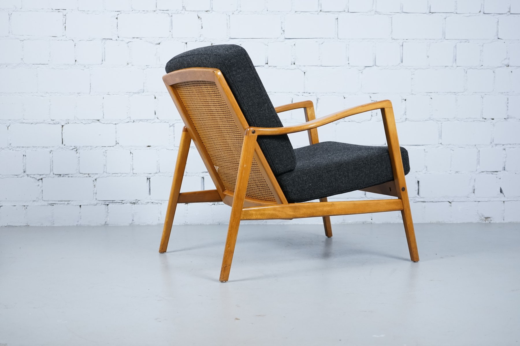 Wilkhahn Sessel Lounge Chair By Hartmut Lohmeyer For Wilkhahn 1950s